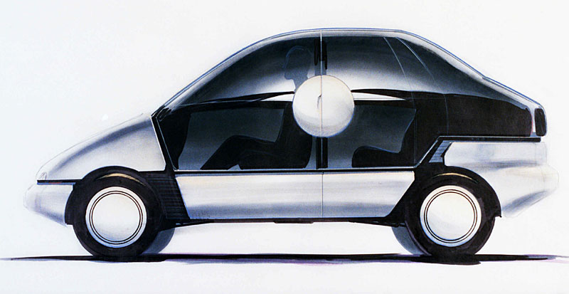Macmobile: The Automobile as Appliance (school years)