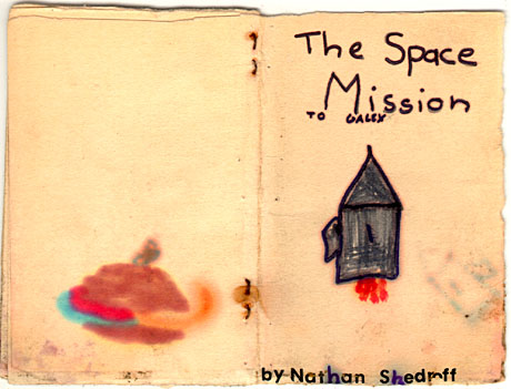 The Space Mission (to Galex) (book)