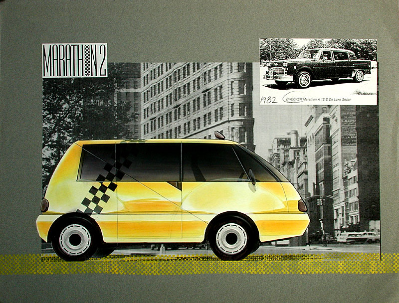 Checker Taxicab Project (school years)