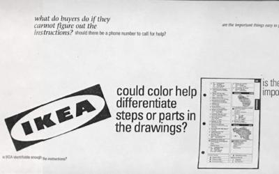 IKEA Instructions Proposal