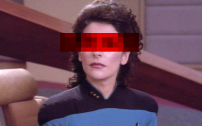 Business Today Needs Deanna Troi
