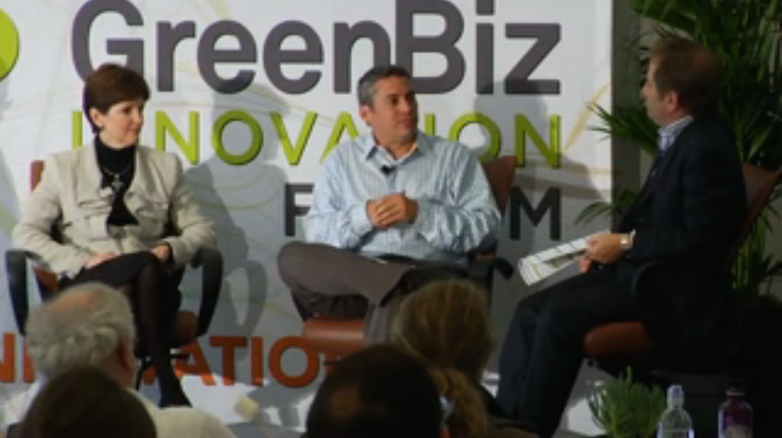 GreenBiz Innovation Forum: Video Highlights, Day One