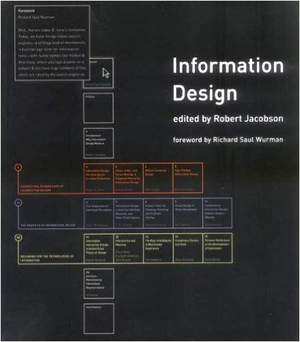 Information Design book chapter (writing and illustrations)