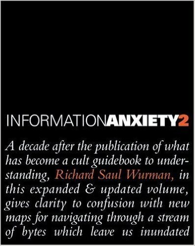 Information Anxiety 2 Book Articles (writing)