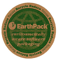 EarthPack label