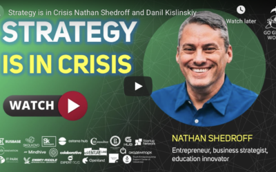Strategy is in Crisis (presentation)